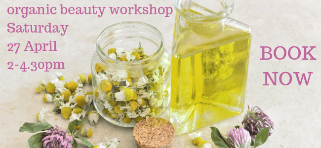 organic beauty workshop cheshire learn how to make organic beauty products