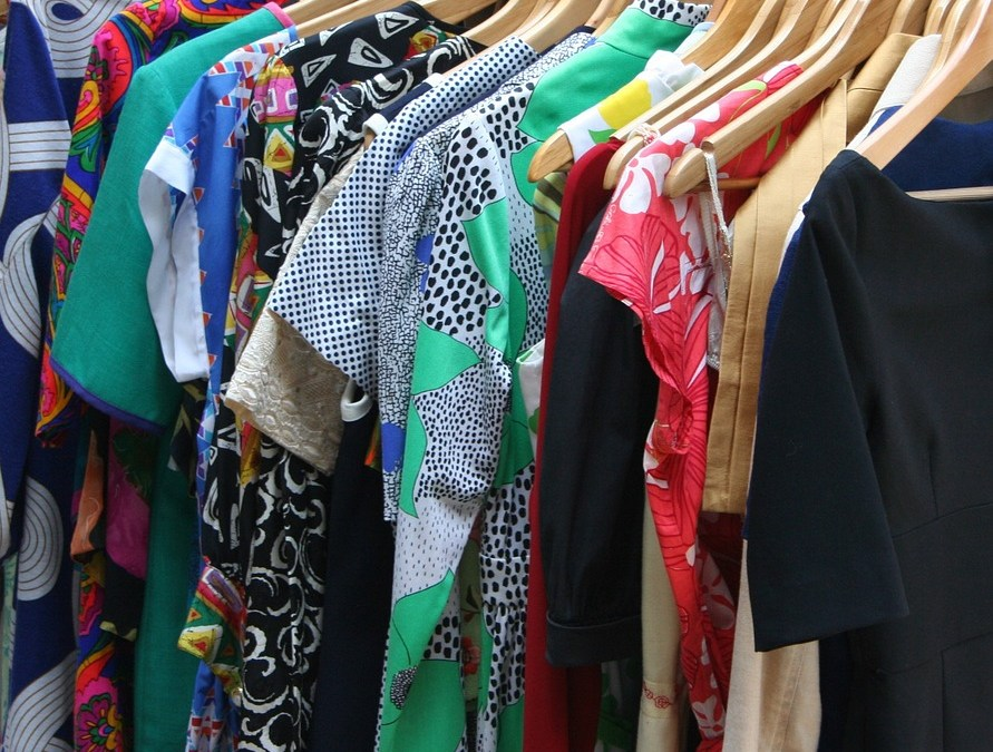 What does 'fast fashion' do to the environment?