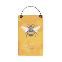 queen bee mini sign