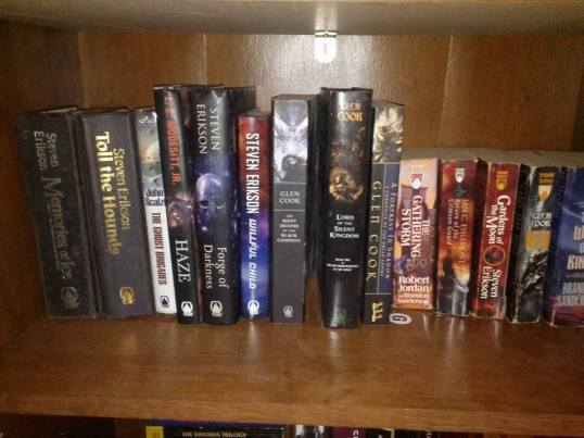 tor Book shelf