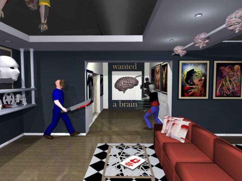 horror room-22