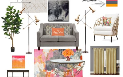 SHOP THIS ROOM | DELIA 1 ©LJDECOR
