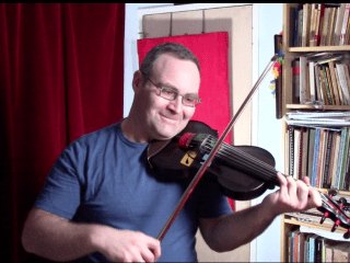 Bach Prelude in C on a Fadolín