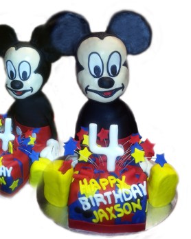 Birthday Mickey