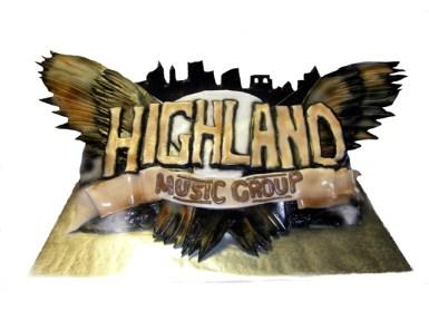 Highland Music Logo Canton, Ohio