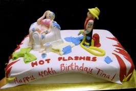 Hot Flash Cake
