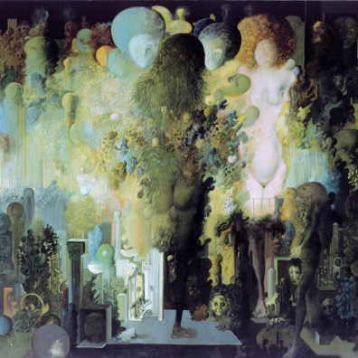 Naissance de l'Homme Cosmique ( 1971-1972) 210x280