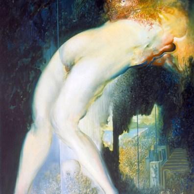 Hommage à Füssli (1981) 146x101,50
