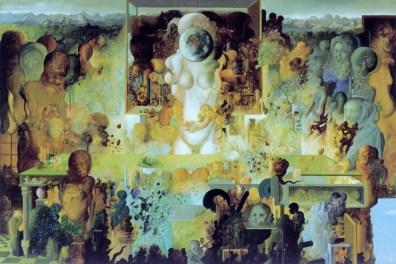 Divination ou Hommage à Arthur Clarke (1968-1969) 200x300