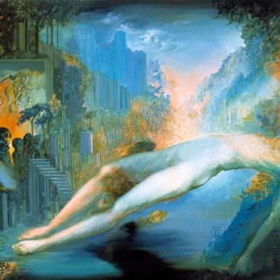 La Lionne (1985) 150x230