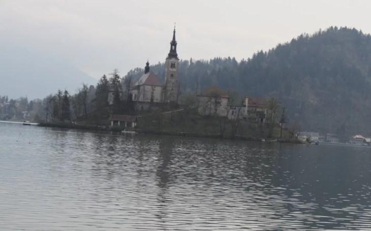 Bled innsjøen og Postojna gruvene