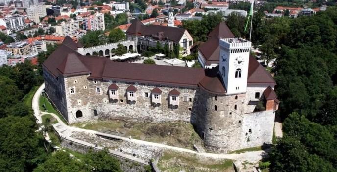 Ljubljana attractions