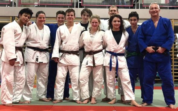 Judo Linz 2019 1