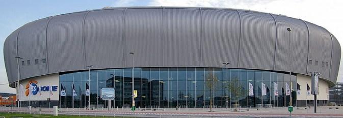 ISS Dome Düsseldorf