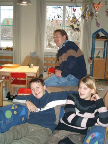 24.12.2004 Kinderbetreuung - 045