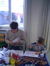 24.12.2004 Kinderbetreuung - 049