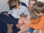 24.12.2004 Kinderbetreuung - 083