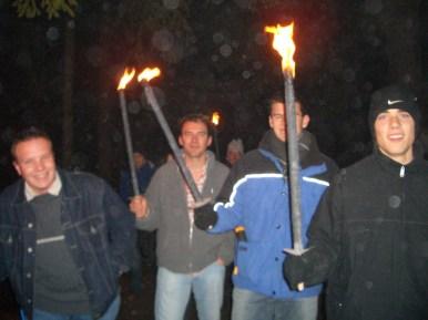 Aufbau-GLL in Grainau 3.-5.12.2004 - 64