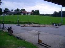 Aufbau Notte Italiana 12.13.08.2005 - 10