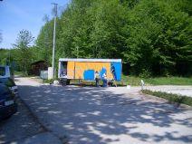 Bauwagen Herrichten 21.5.2005 - 05