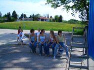 Bauwagen Herrichten 21.5.2005 - 25