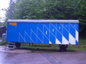 Bauwagen Herrichten 21.5.2005 - 27