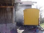 Bauwagen Herrichten 26.03.2005 - 04