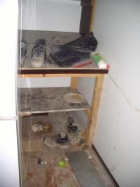 Bauwagen Herrichten 26.03.2005 - 29