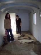 Bauwagen Herrichten 26.03.2005 - 53