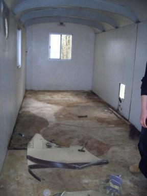 Bauwagen Herrichten 26.03.2005 - 56