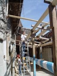 Dach Abbauen 30.04.2005 - 04