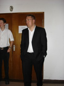 Frisch gestrichen 20.05.2006 - 09