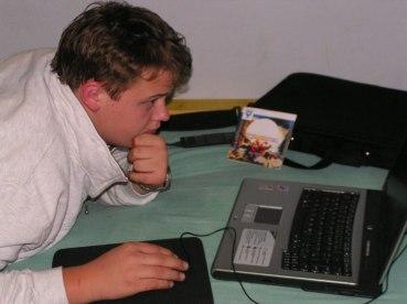 Huettenwochenende 21.10.2005 - 12
