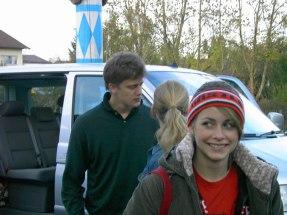 Huettenwochenende 21.10.2005 - 46