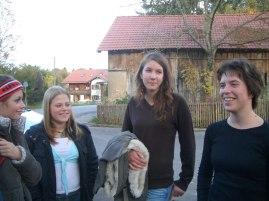 Huettenwochenende 21.10.2005 - 57