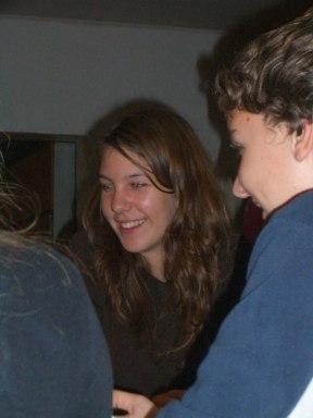 Huettenwochenende 21.10.2005 - 64