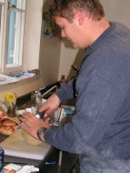 Huettenwochenende 22.10.2005 - 002