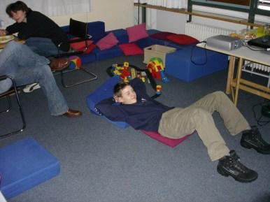 Kinderbetreuung innoSta 18.-19.02.2005 - 02