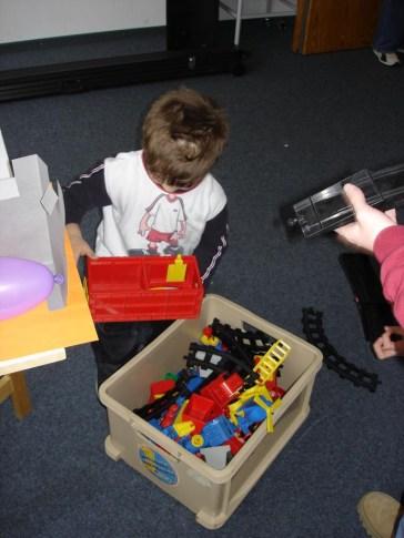 Kinderbetreuung innoSta 18.-19.02.2005 - 28