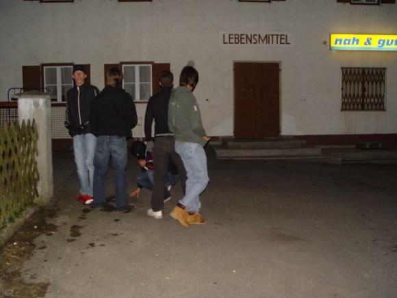 Klauversuch MIS 29.04.2005 - 01