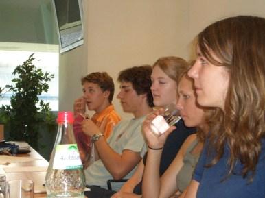 Planung Notte Italiana 26.06.2005 - 12