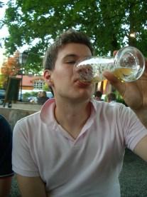 Radln und Biergarten 19.06.2005 - 27
