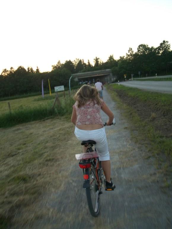 Radln und Biergarten 19.06.2005 - 38