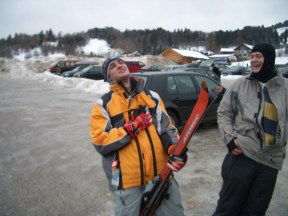 Skiwochenende Grainau 11.-13.02.2005 - 57