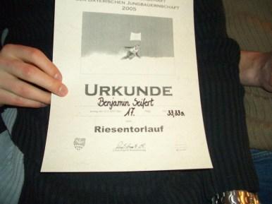 Skiwochenende Grainau 11.-13.02.2005 - 82