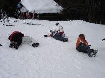 Skiwochenende Grainau 17.-19.02.2006 - 29