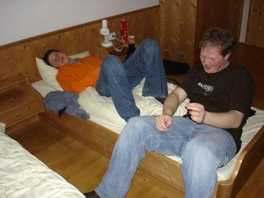 Skiwochenende Grainau 17.-19.02.2006 - 57