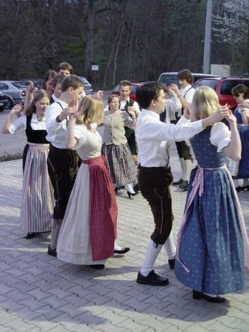 Tanzprobe 28.04.2005 - 14