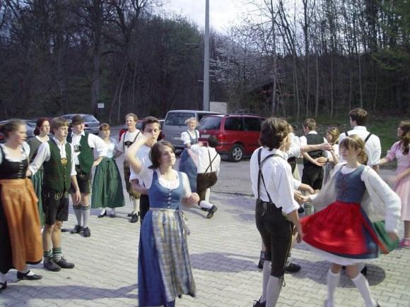 Tanzprobe 28.04.2005 - 37
