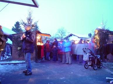 Weihnachtsmarkt 27.11.2005 - 15